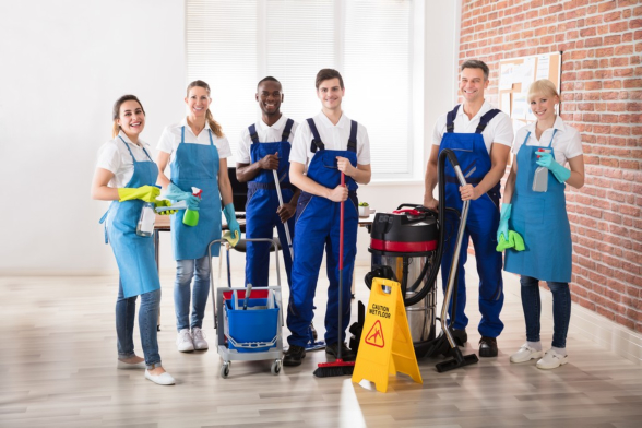 Discover the Advantages of Professional Cleaning Services